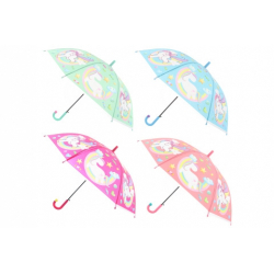 Obrázek Deštník s jednorožci