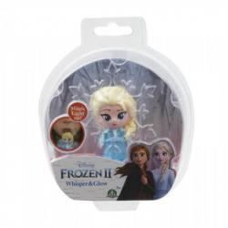 Obrázek Frozen 2: 1-pack svítící mini panenka - Elsa Travellling