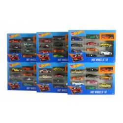 Obrázek Hot Wheels 10ks angličák 54886