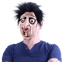 Obrázek maska křivák / Halloween