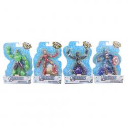 Obrázek Avengers figurka Bend and Flex