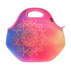 Obrázek Svačinová taška - Mandala
