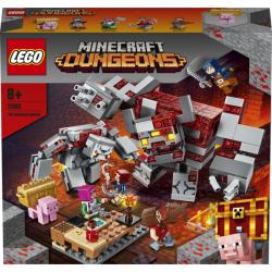 Obrázek LEGO<sup><small>®</small></sup> Minecraft 21163 - Bitva o rudit