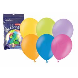 Obrázek balónek nafukovací 30 cm v uzavíratelném balení 100 kusů v balení