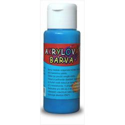 Obrázek Akrylová barva 60ml- modrá tmavá