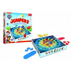 Obrázek Společenská hra Jumpers Tlapková patrola