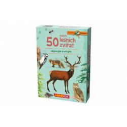 Obrázek Expedícia príroda: 50 našich lesných zvierat