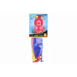 Obrázek Klaunův nos a čepice