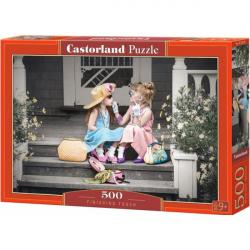 Obrázek Puzzle Castorland 500 dílků - Holčičky na schodech