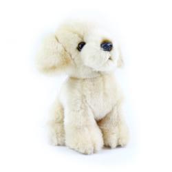 Obrázek plyšový pes labrador 18 cm