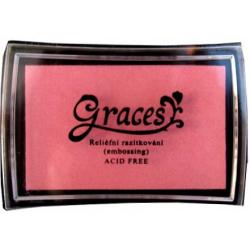 Obrázek Poduška pre reliéfne pečiatkovanie (embossing) - ružová