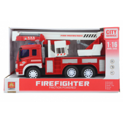 Obrázek Auto požární baterie