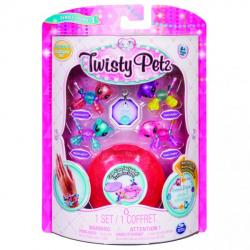 Obrázek Twisty petz zvířátka/náramky miminka čtyřbalení