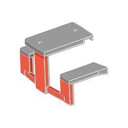 Obrázek Piknikový stoleček s lavicemi k domečku