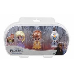 Obrázek Frozen 2: 3-pack svítící mini panenka