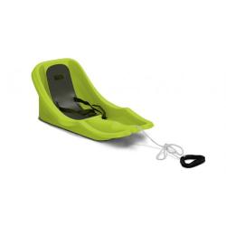 Obrázek Baby rider mystic zelená s čiernou sedačkou