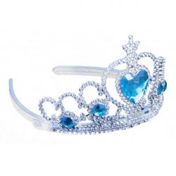 Obrázek korunka zimní království princezna s kamínky