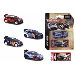 Obrázek Autíčko kovové WRC 4 druhy - 4 druhy