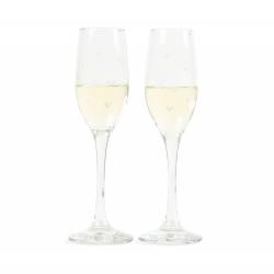 Obrázek Svatební skleničky na sekt