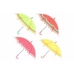 Obrázek Deštník ovoce vystřelovací