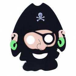 Obrázek Maska pirátská 2 ks