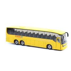 Obrázek autobus RegioJet kov/plast 18,5 cm
