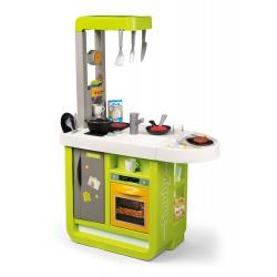 Obrázek Kuchyňka Bon Appetit Cherry zeleno-žlutá elektronická