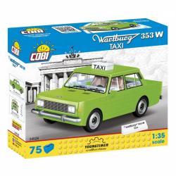 Obrázek Cobi 24528  Wartburg 353W Taxi