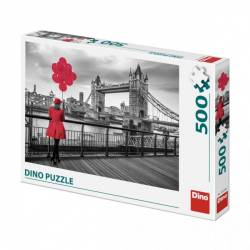 Obrázek Puzzle Londýn 500