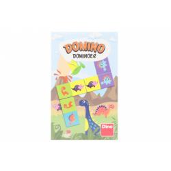 Obrázek Domino - dinosauři