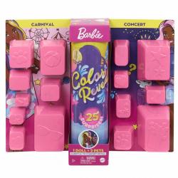 Obrázek Barbie COLOR REVEAL BARBIE SE ZVÍŘÁTKEM ASST - 3 druhy