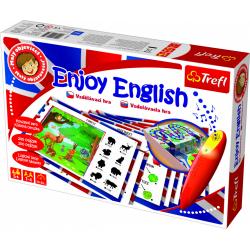 Obrázek Hra Malý objevitel + magická tužka - Enjoy English