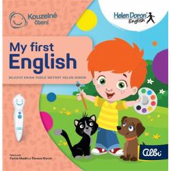 Obrázek ALBI Kkouzelné Čtení - My First English_HDE
