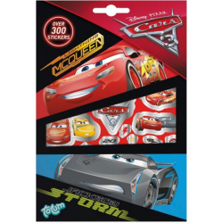 Obrázek Samolepky Cars 3