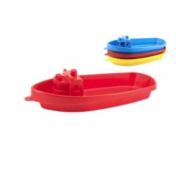 Obrázek Loď do vody plast 38cm 3 barvy