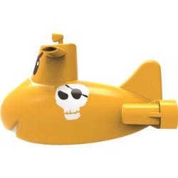Obrázek Ponorka s lebkou