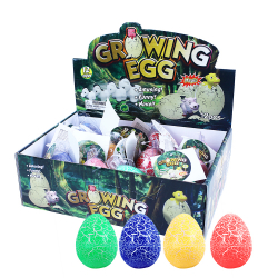 Obrázek zvířátka rostoucí ve vejci