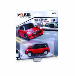 Obrázek Polistil Mini Cooper Slot car 1:43 Red