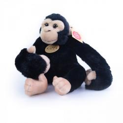 Obrázek plyšová opice visící 20 cm