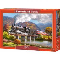 Obrázek Puzzle Castorland 500 dílků - Železný kůň