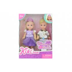 Obrázek Panenka princezna s princem