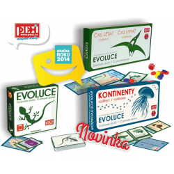 Obrázek Evoluce-trilogie