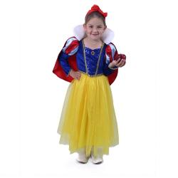 Obrázek Dětský kostým Sněhurka (S)