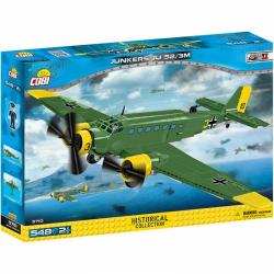 Obrázek Cobi 5710  II WW Junkers JU 52/3M