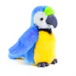 Obrázek plyšový papoušek modrý 19 cm