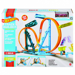 Obrázek Hot Wheels track builder nekonečná smyčka herní set