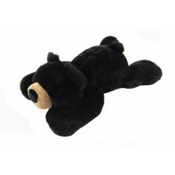 Obrázek Medvěd černý ležící plyš 30x18x50cm 0+