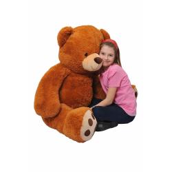 Obrázek Medvěd 135 Cm čokoládový