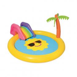 Obrázek BESTWAY Nafukovací bazénové centrum Sunnyland