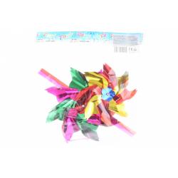 Obrázek Větrník barevný 2 ks v sáčku - mix barev